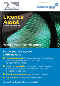 Licence Assist brochure